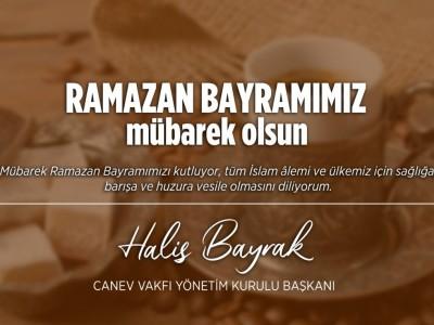 Ramazan Bayramınız Mübarek Olsun...
